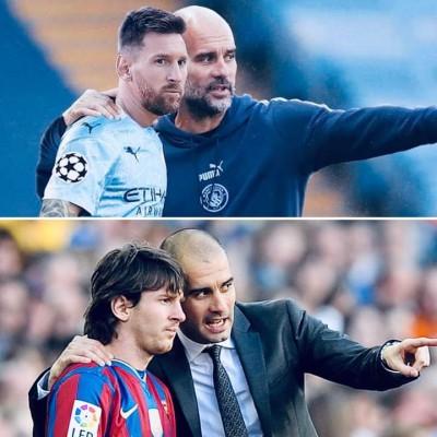 دوافع ميسي في تغيير الوان برشلونة