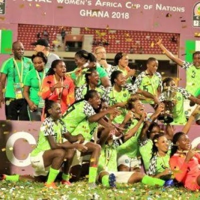 CAF WOMEN NATIONAL FOOTBALL TEAM RANKING